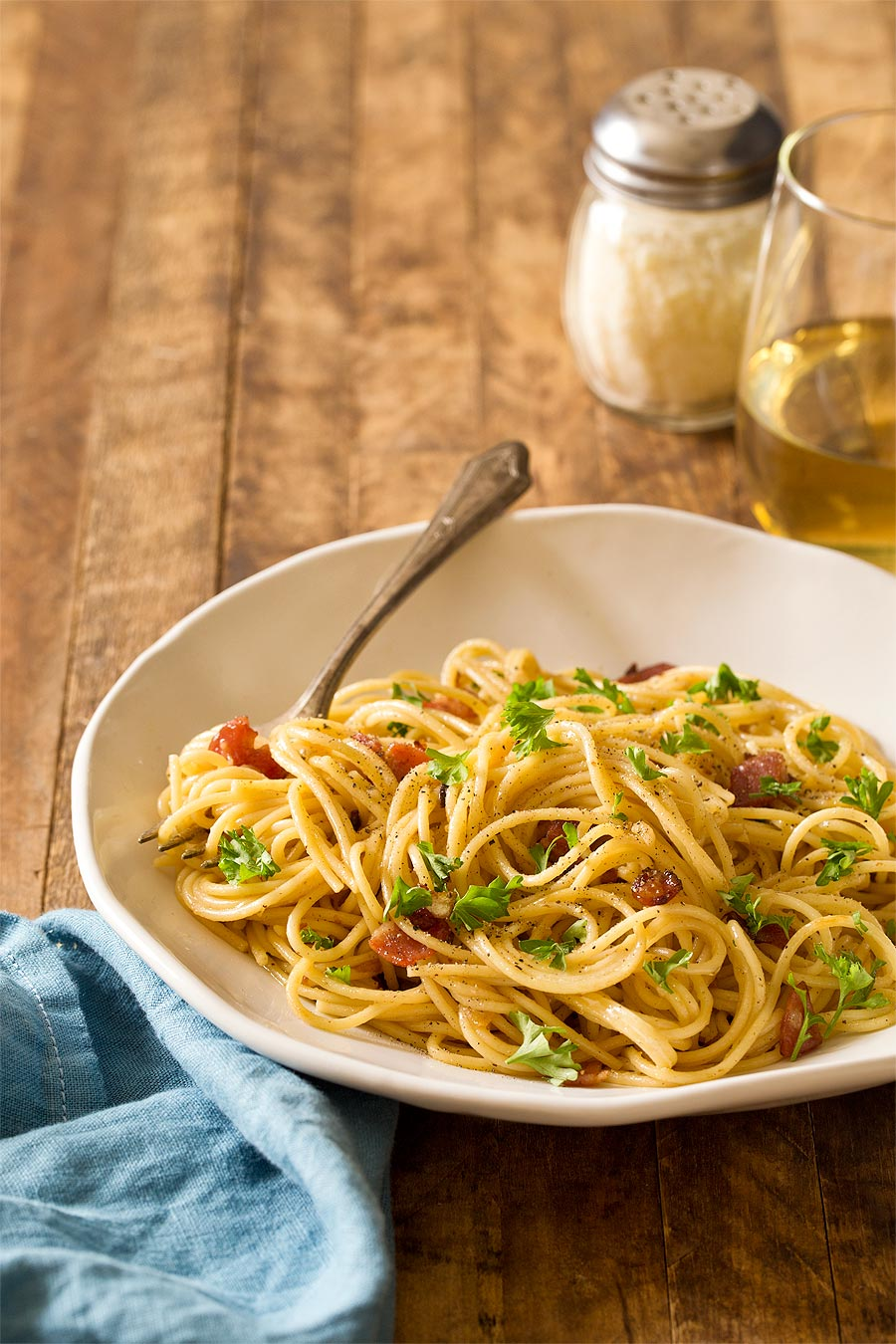 Carbonara by Carla Cardello Food Photographer