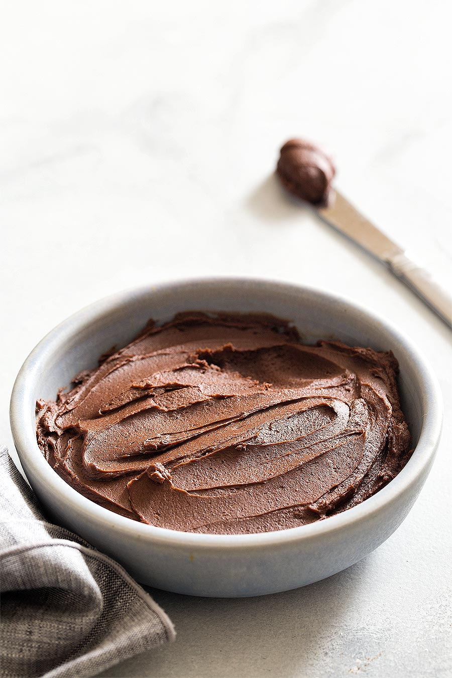 Chocolate Frosting by Carla Cardello Food Photographer