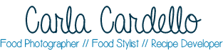 Carla Cardello – Pittsburgh Food Photographer, Food Stylist, Recipe Developer