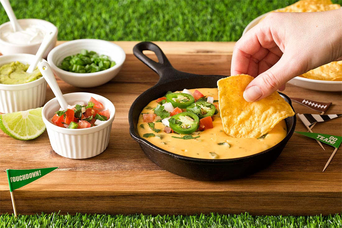 Jalapeno Queso by Carla Cardello Food Photographer